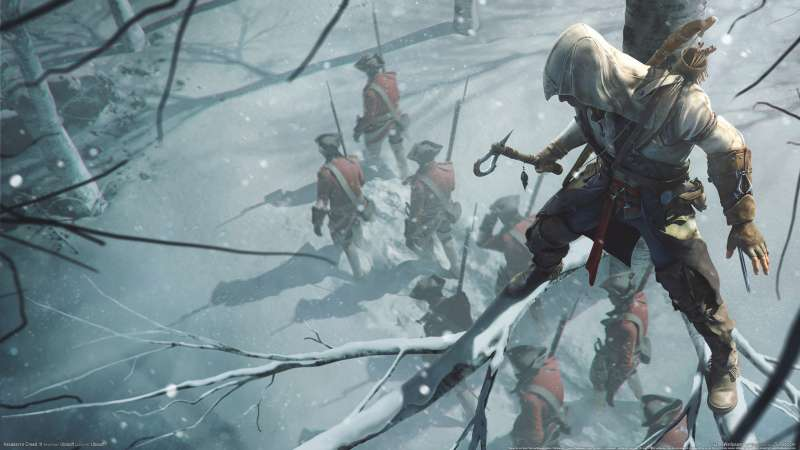 Assassin's Creed III wallpaper or background 03