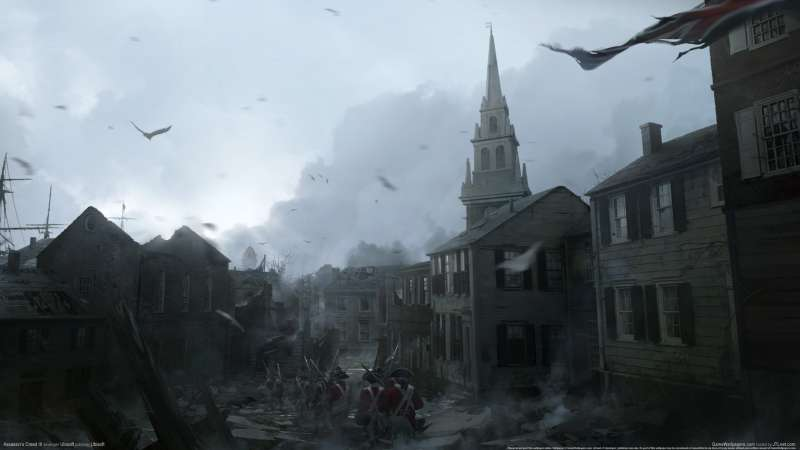 Assassin's Creed III wallpaper or background 06