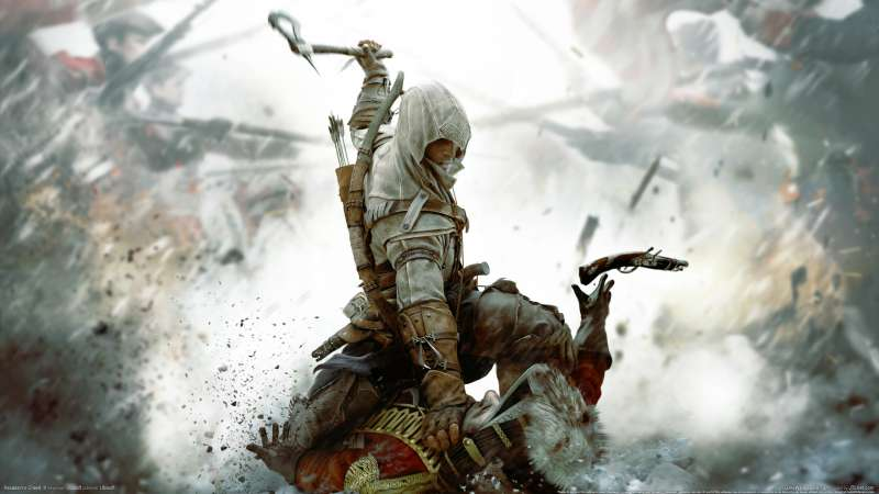 Assassin's Creed III wallpaper or background 07