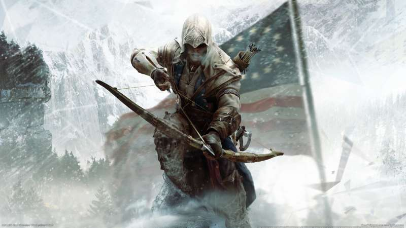 Assassin's Creed III wallpaper or background 10