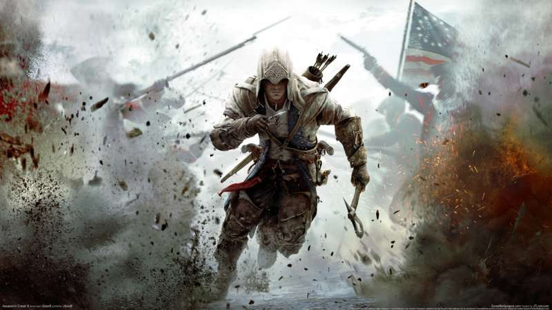 Assassin's Creed III wallpaper or background 12