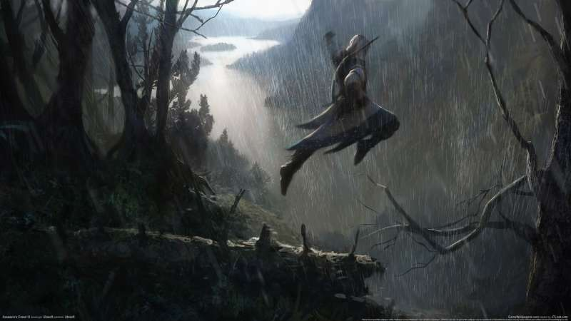 Assassin's Creed III wallpaper or background 14