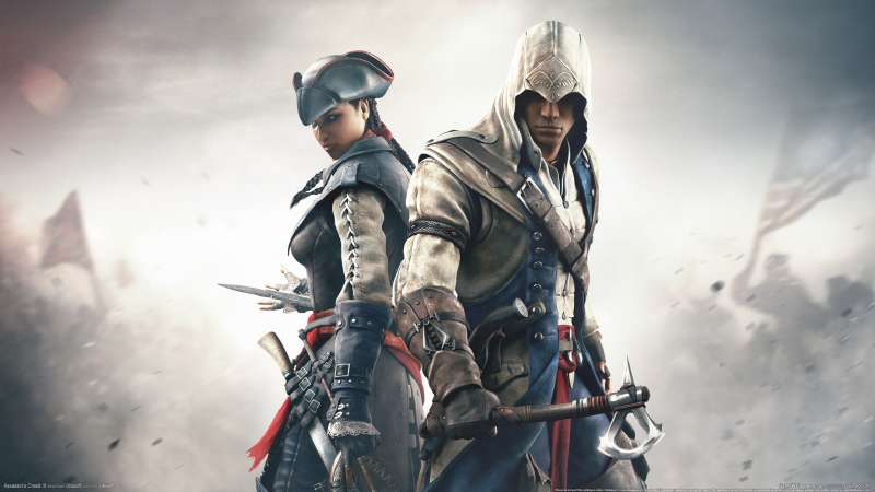 Assassin's Creed III wallpaper or background 15