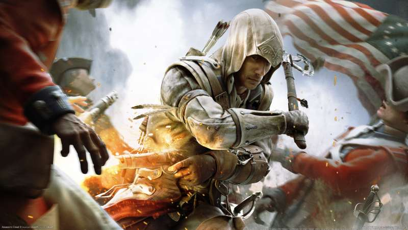 Assassin's Creed III wallpaper or background 19