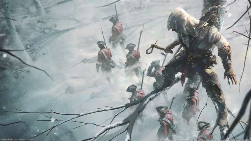 Assassin's Creed III wallpaper or background 21