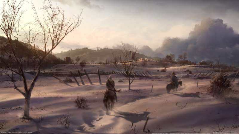 Assassin's Creed III wallpaper or background 23