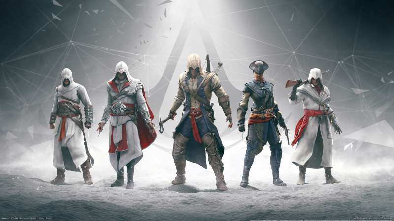 Assassin's Creed III wallpaper or background 24