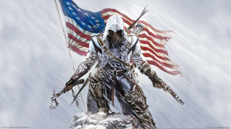 Assassin's Creed III wallpaper or background 26