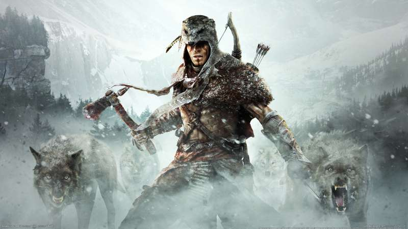 Assassin's Creed III wallpaper or background 27