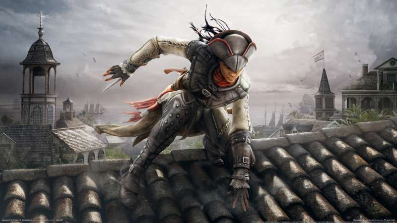 Assassin's Creed III: Liberation wallpaper or background 01
