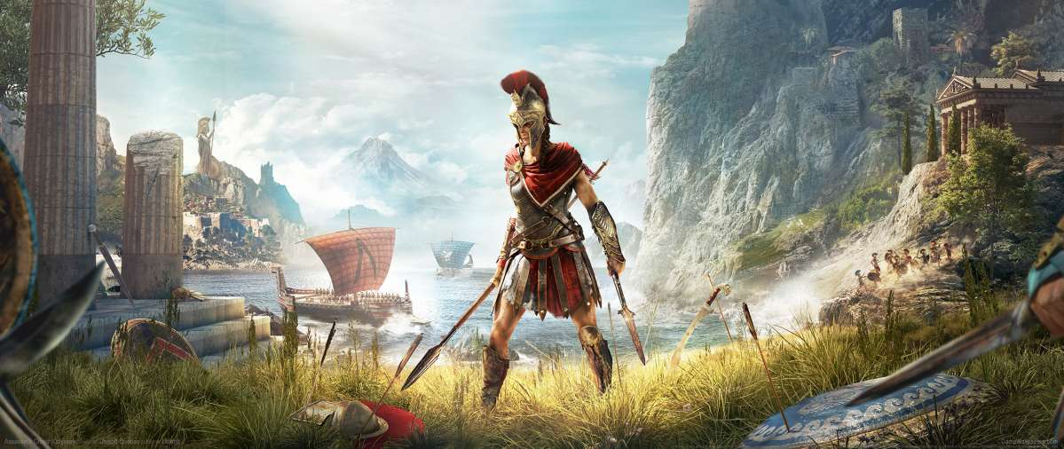 Assassin's Creed: Odyssey wallpaper or background