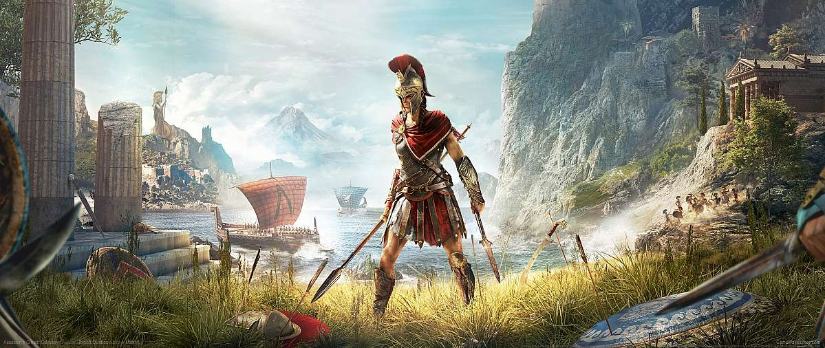 Assassin S Creed Odyssey Ultrawide 21 9 Wallpapers Or Desktop