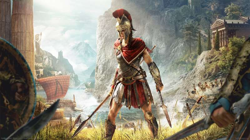 Assassin's Creed: Odyssey wallpaper or background 08