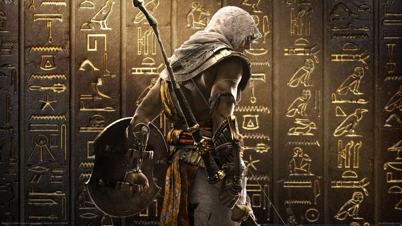 Assassin's Creed: Origins wallpaper or background