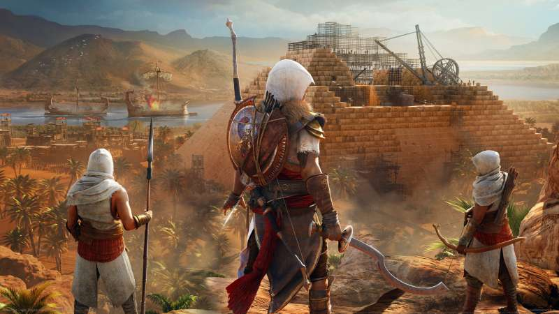 Assassin's Creed: Origins wallpaper or background 13