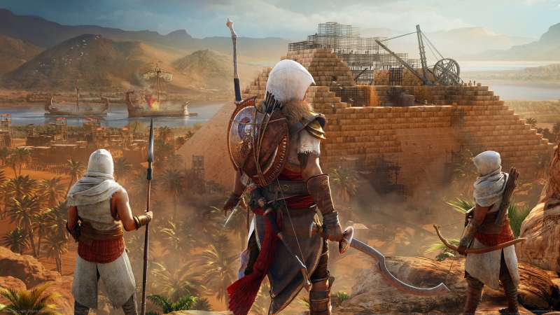 Assassin's Creed: Origins wallpaper or background 14