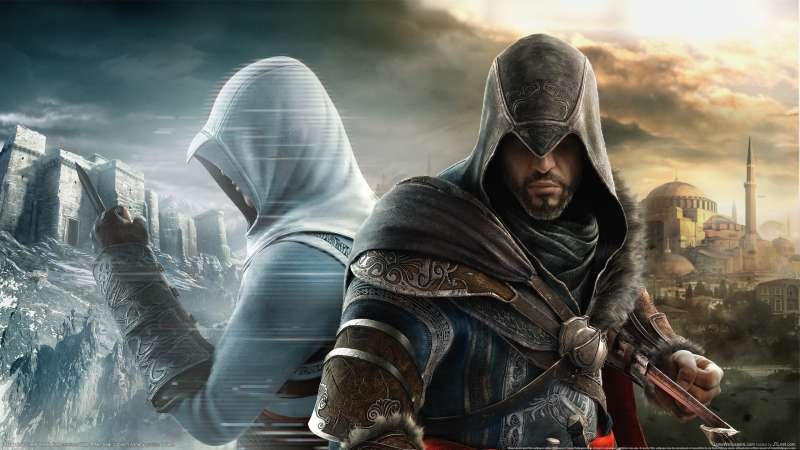 Assassin's Creed Revelations wallpaper or background 01