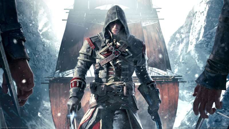 Assassin's Creed: Rogue wallpaper or background 01