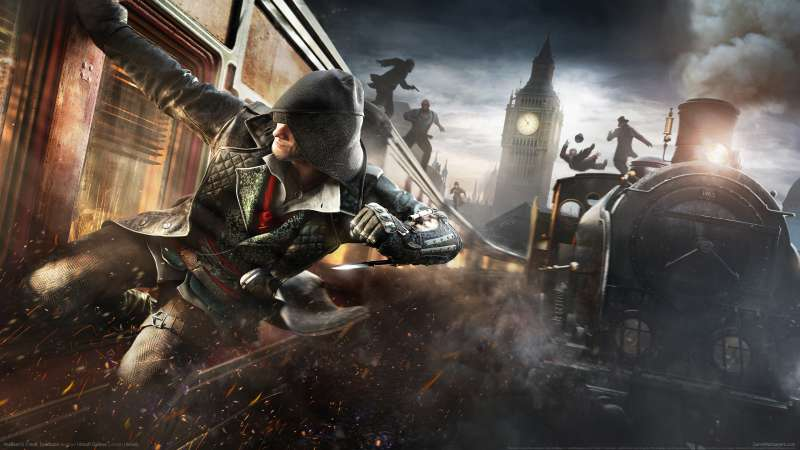 Assassin's Creed: Syndicate wallpaper or background 04