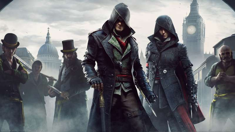 Assassin's Creed: Syndicate wallpaper or background 05