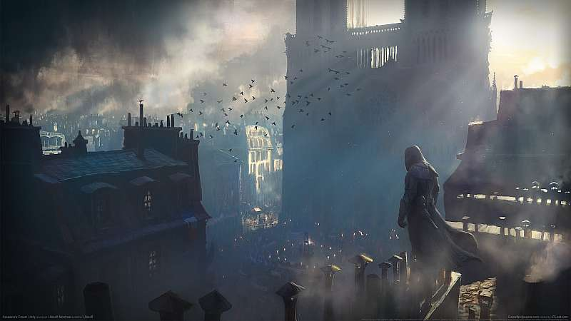 Assassin's Creed: Unity wallpaper or background