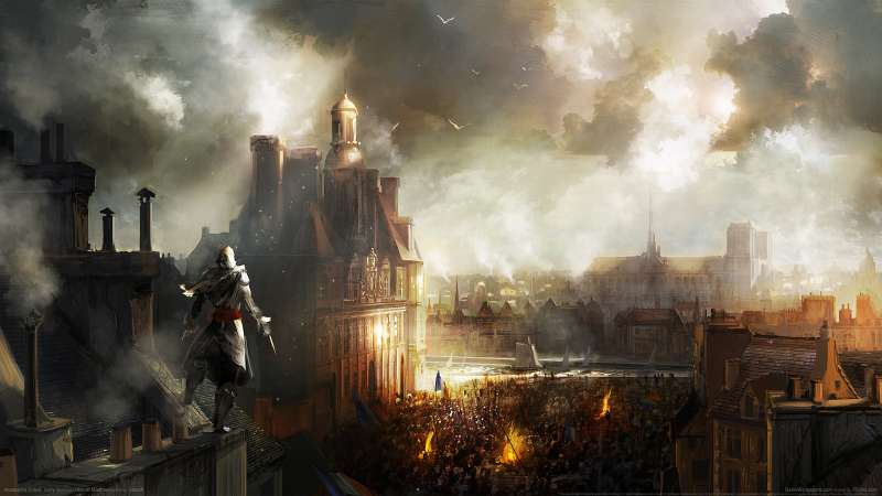 Assassin's Creed: Unity wallpaper or background 06