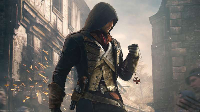 Assassin's Creed: Unity wallpaper or background 12