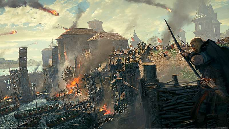 Assassin's Creed: Valhalla - The Siege of Paris wallpaper or background