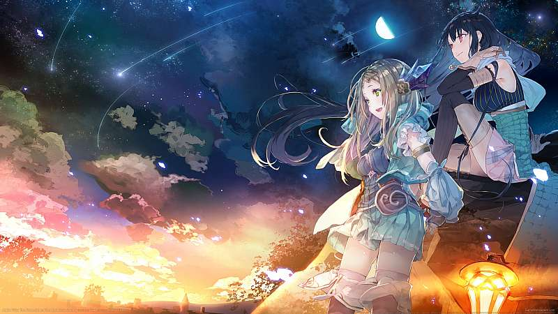 Atelier Firis: The Alchemist and the Mysterious Journey wallpaper or background