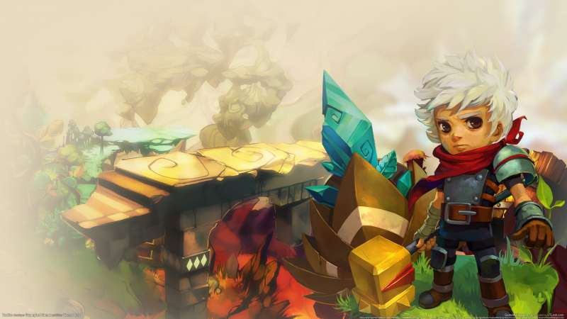Bastion wallpaper or background 01