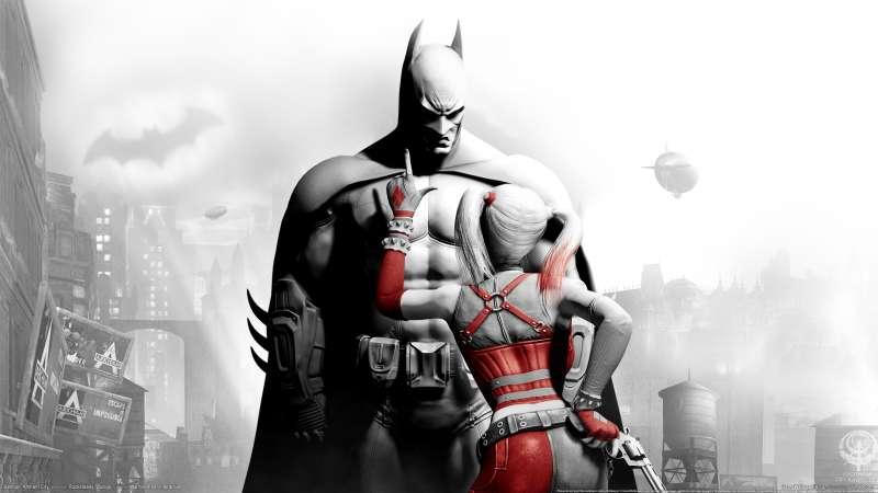 Batman: Arkham City wallpaper or background 01