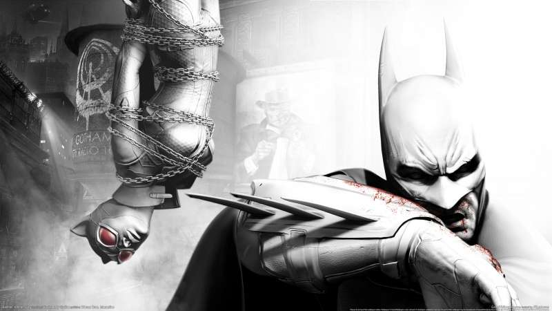 Batman: Arkham City wallpaper or background 02