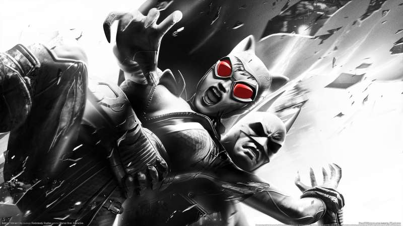 Batman: Arkham City wallpaper or background 05
