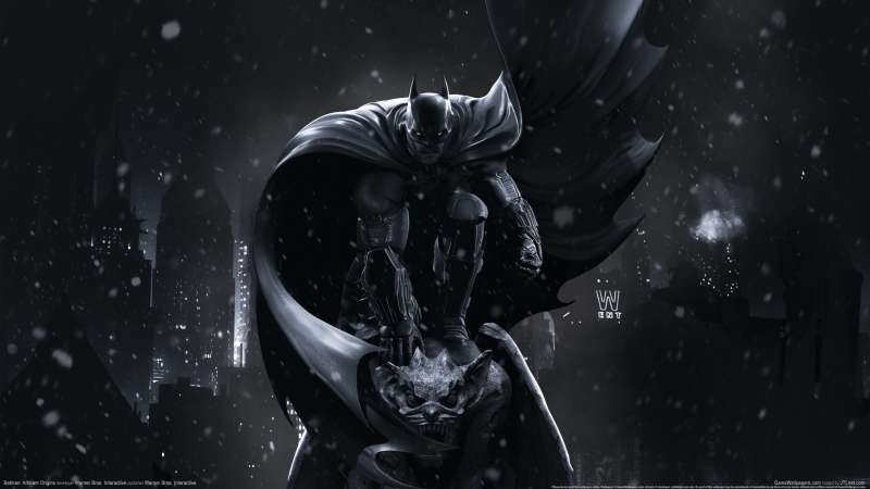 Batman: Arkham Origins wallpaper or background 03