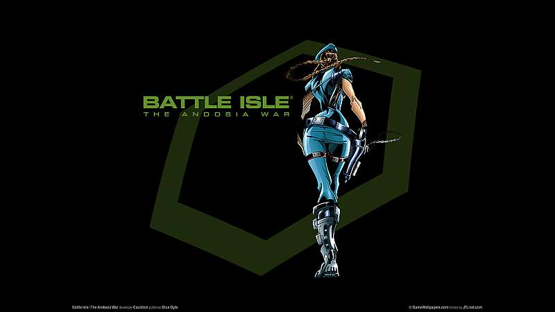 Battle Isle: The Andosia War wallpaper or background