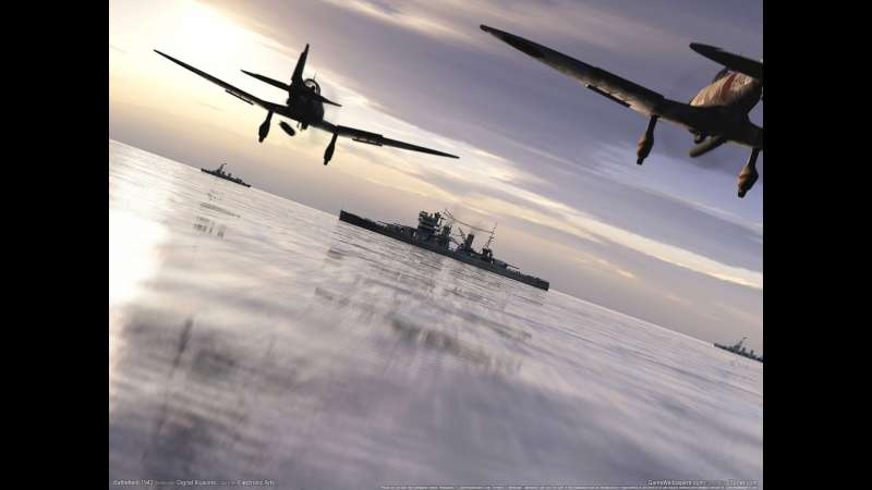 Battlefield 1942 wallpaper or background 04