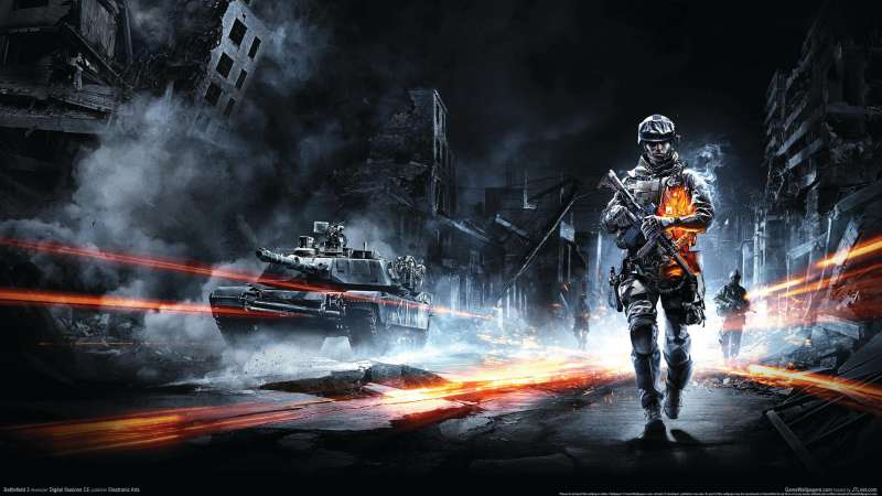 Battlefield 3 wallpaper or background