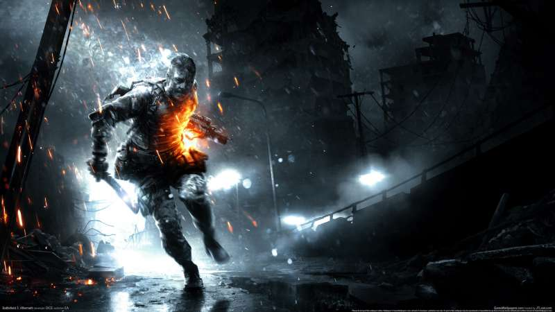 Battlefield 3: Aftermath wallpaper or background 01