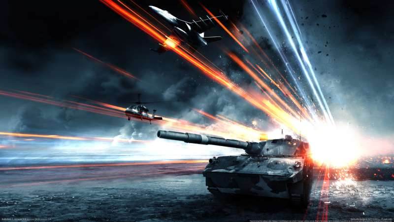 Battlefield 3: Armored Kill wallpaper or background 01