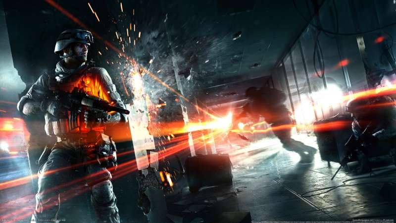 Battlefield 3: Close Quarters wallpaper or background 01