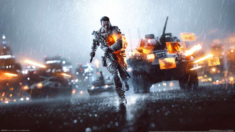 Battlefield 4 wallpaper or background 01