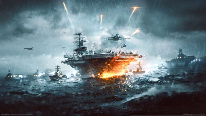 Battlefield 4 Naval Strike Wallpaper Or Background 01