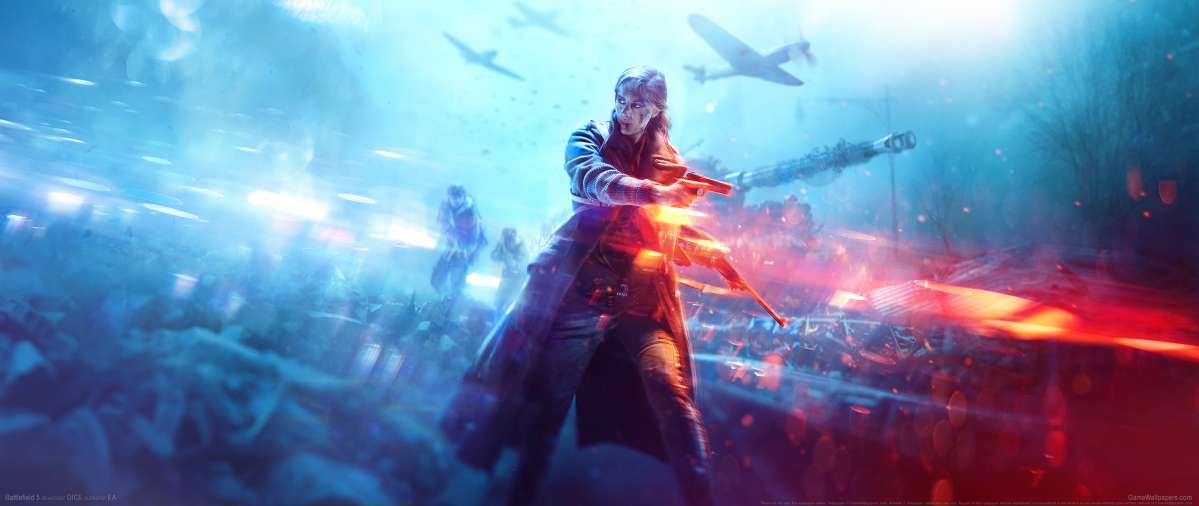 Battlefield 5 wallpaper or background