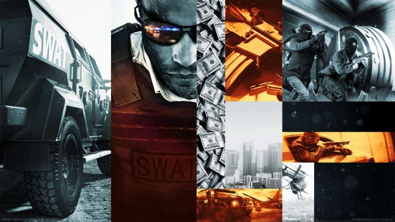 Battlefield Hardline Wallpaper Or Background 01