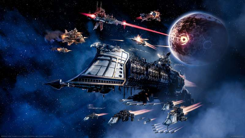 Battlefleet Gothic: Armada wallpaper or background 03