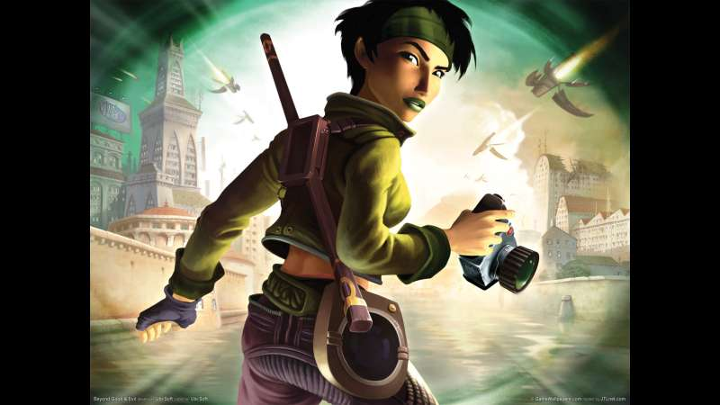 Beyond Good & Evil wallpaper or background