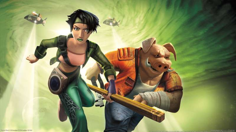Beyond Good & Evil HD wallpaper or background 01