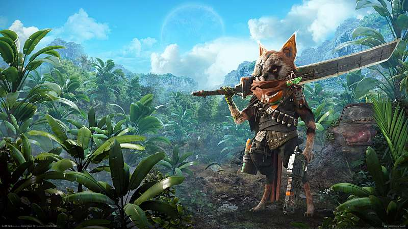 BioMutant wallpaper or background