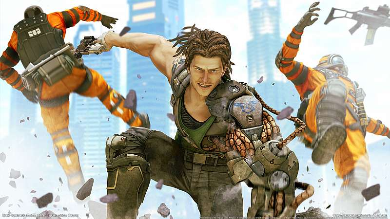 Bionic Commando wallpaper or background