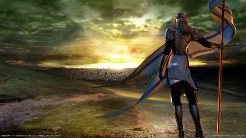 Bladestorm: The Hundred Years' War wallpaper or background 01